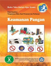 Download Buku Paket Keamanan Pangan 1 SMK Kelas x PDF
