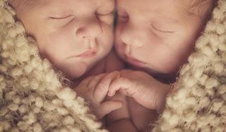 Les vrais jumeaux ne sont pas si identiques qu'on le pense, montre une étude