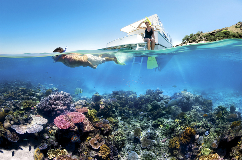 11 Incredible Underwater Attractions around the World