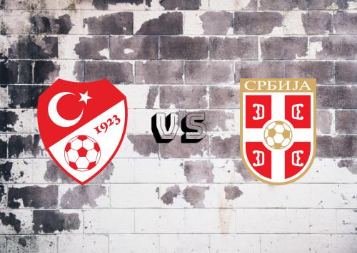 Turquía vs Serbia  Resumen