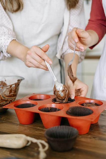Preparazione dei muffin
