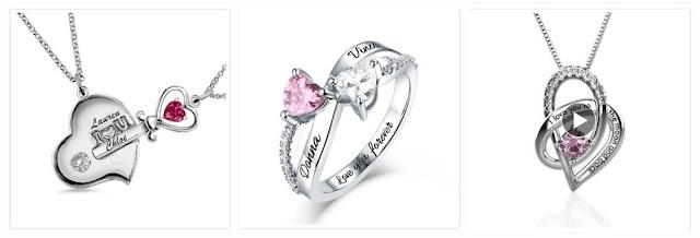 Getnamenecklace.com. Beautiful personalized accessories