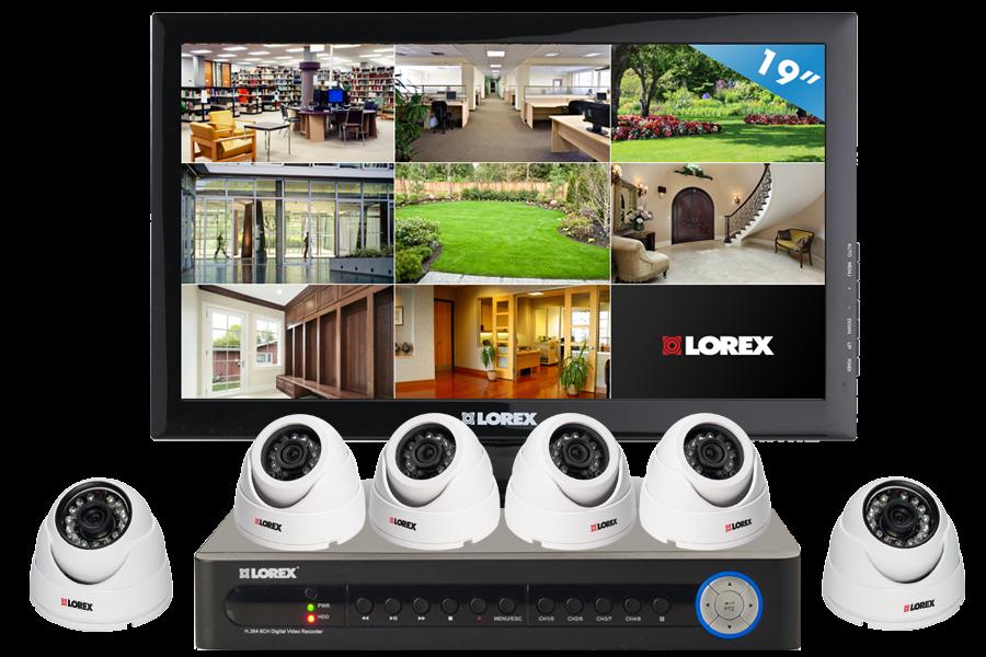 Outdoor Home Surveillance Cameras Gallery