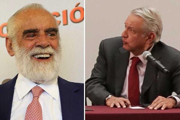 """""""Señale el día y la hora para presentarme en Palacio Nacional"""", Diego Fernández reta al mediocre de  AMLO"""
