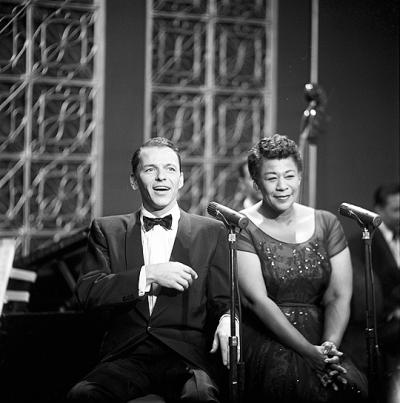 c a s a f o r t e Frank Sinatra and Ella Fitzgerald on