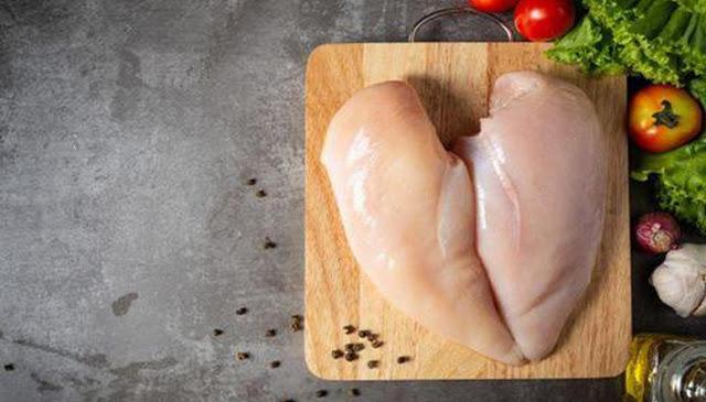 Jangan Sekali-kali Beli Daging Ayam Bertanda Garis Putih, Dampaknya Sangat Buruk Buat Kesehatan Hingga Bisa Sebabkan Kem