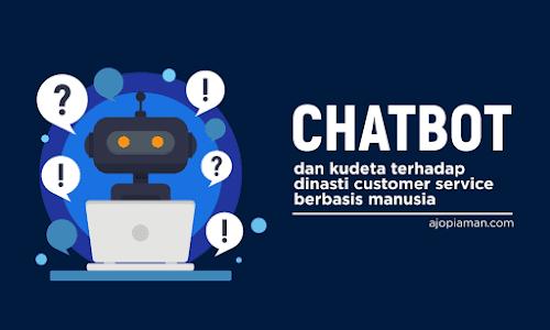 Cara Membalas Chat Otomatis & Manual Chatbotika Via Website dan Smartphone (HP)