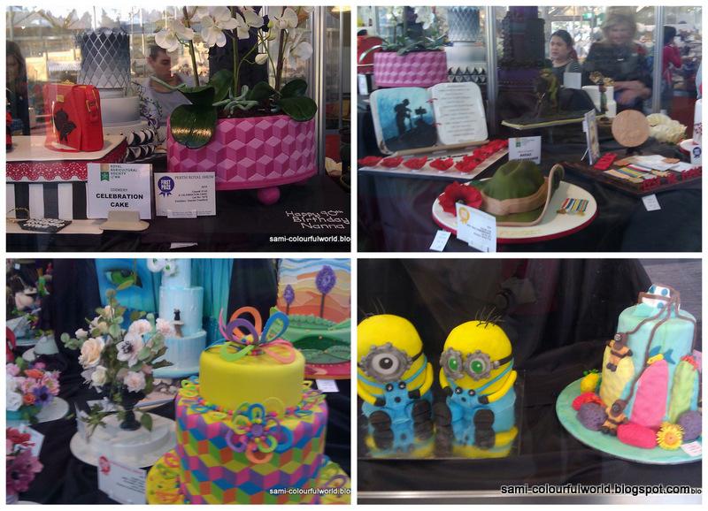 Wa Cake Decorating Association