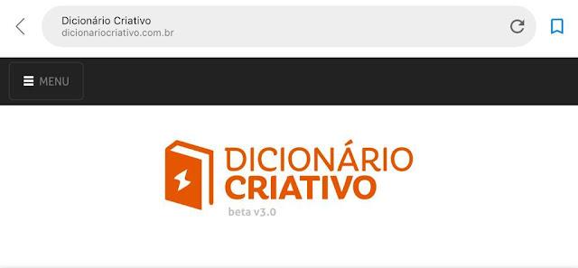 Dicionário Criativo Rimas Português