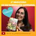 CONVITE: 3ª MARATONA DE ENCADERNAÇÃO ARTESANAL!! (INVITATION: 3rd  BOOKBINDING MARATHON !!)