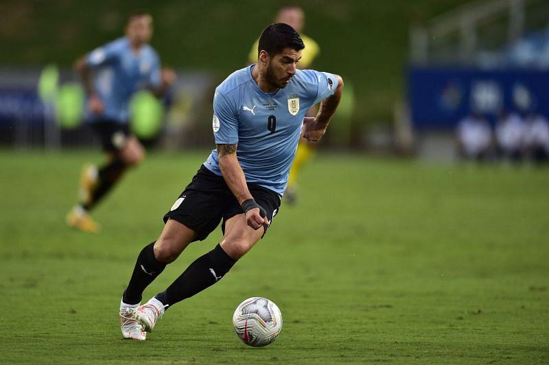 موعد مباراة بوليفيا وأوروجواي اليوم