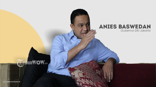 Dianggap Tak Konsisten soal Reklamasi Teluk Jakarta, Anies Baswedan: Muncul Imajinasi Liar