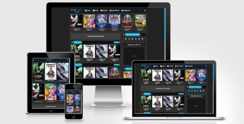 Prime Video Template Para Blog De Filmes