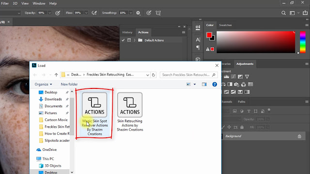 Skin Spot Remove Screenshot