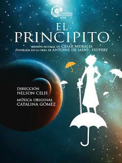 EL PRINCIPITO Teatro Nacional Bogota 2020