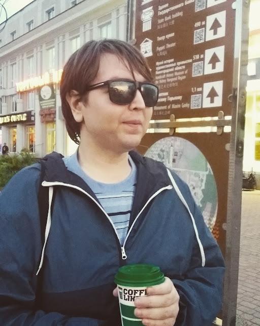Психолог Евгений Седов - Я верю! (ноябрь 2010)