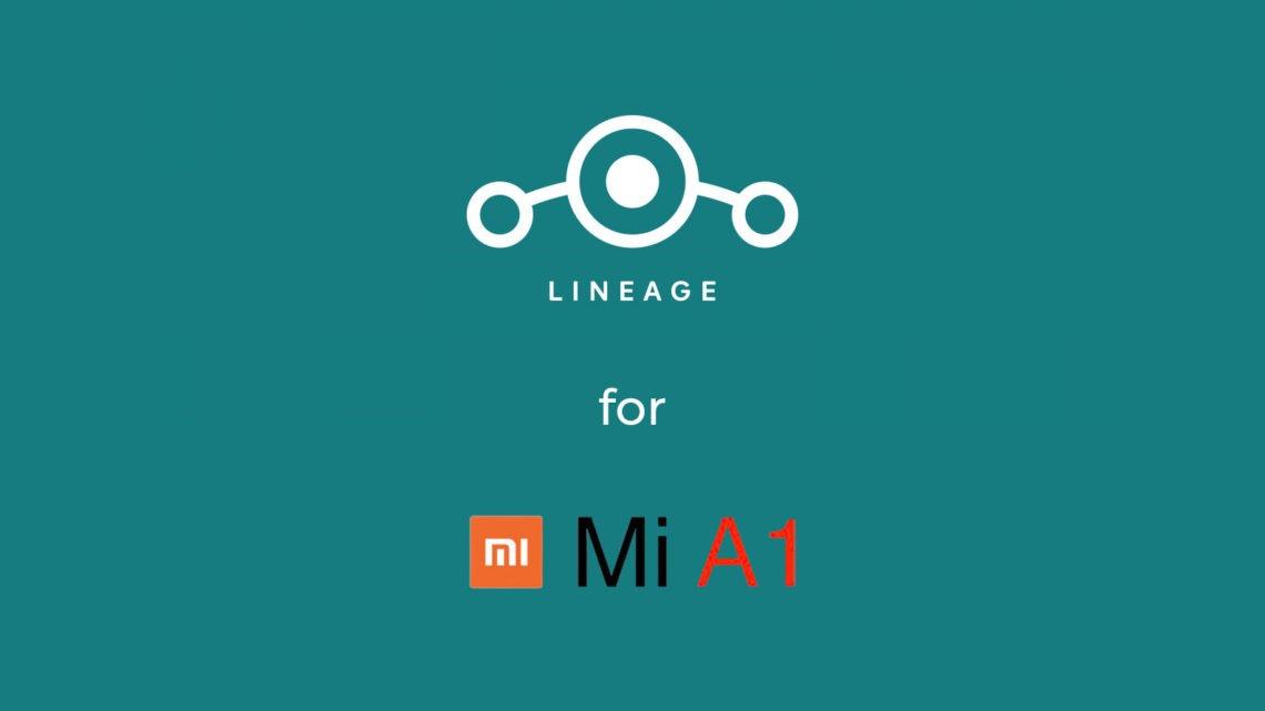 cara-install-lineageos-xiaomi-mia1