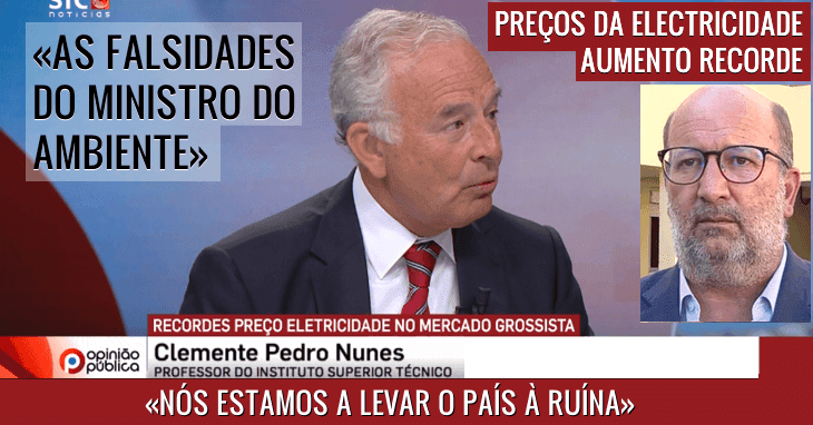Clemente Nunes desmente ministro do Ambiente