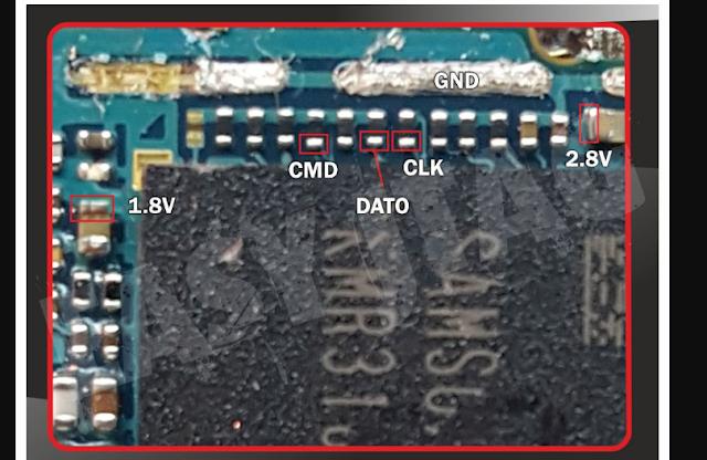 samsung a500fu emmc dump file,samsung a500fu dead boot repair