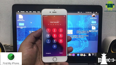 iOS14.7 Jailbreak Passcode Lock-Disable Apple DevicePermanent Find My Device OFF.