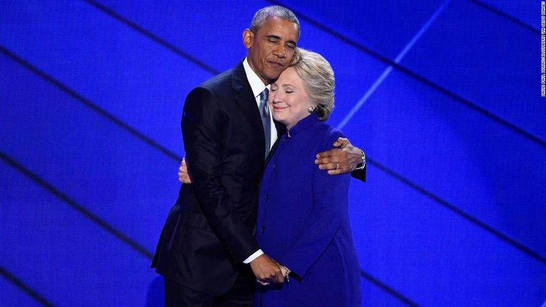 Image result for obama hrc
