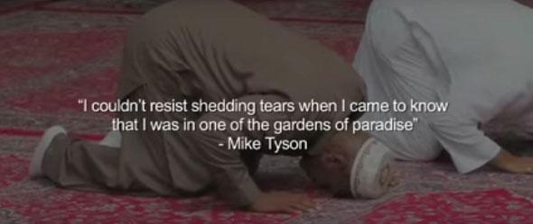 Mike Tyson Umrah