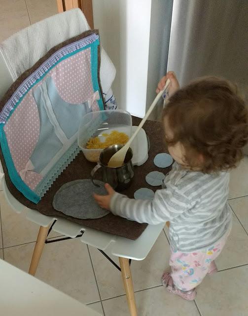 Giocattoli in feltro: handmade