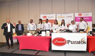 Levapan y Puratos llevan a cabo evento acerca de las Nuevas Tendencias de Pastelería Fina y Línea Saludable