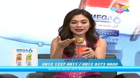 Frekuensi siaran Holla Shop TV di satelit Palapa D Terbaru