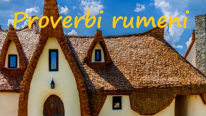 I proverbi rumeni più belli