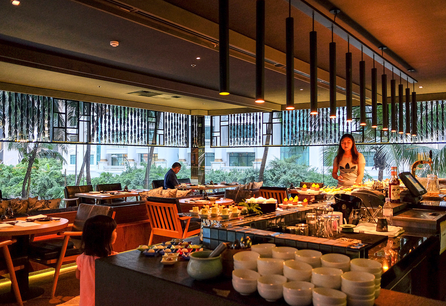 Eat drink kl buffet dinners tatsu japanese cuisine for Akina japanese cuisine price
