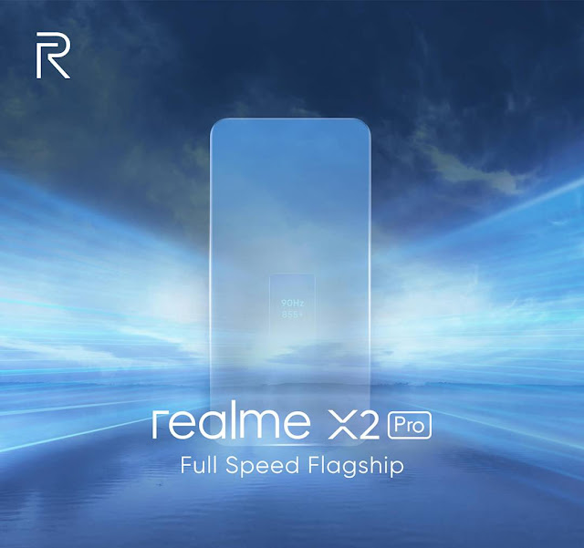 Realme X2 Pro Specs Teasers, SD 855+, 65W Charger