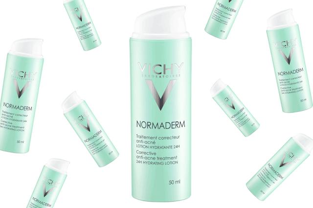 Traitement correcteur anti-acné Normaderm Vichy