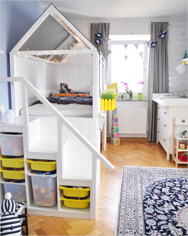 IKEA Childrens BEDROOM Furniture | Home Interior Exterior ...