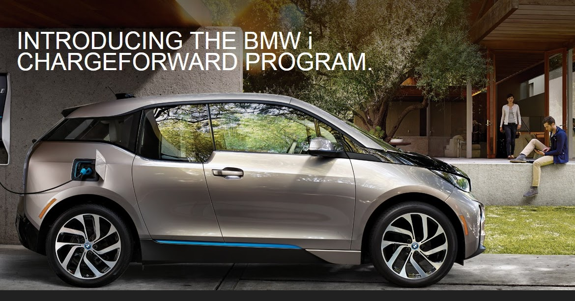 the electric bmw i3 bmw 39 s chargeforward initiative seeks participants. Black Bedroom Furniture Sets. Home Design Ideas