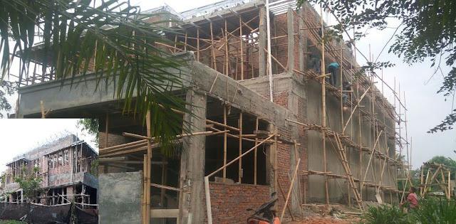 Rumah Baru Dibangun Milik Istri Ma'ruf Amin Berada di Kawasan Perumahan Elit Depok?