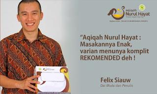 Aqiqah Nurul Hayat Bekasi 2018
