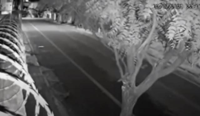 Camera na rua