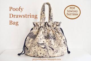 Poofy Drawstring