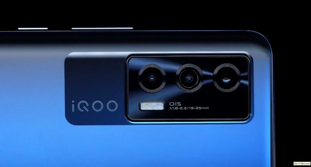 iQOO 7 5G Dual-Chip