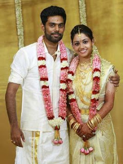Achu Rajamani Family Wife Parents children's Marriage Photos