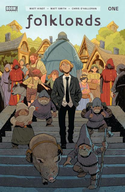 Livre Comics Folklords L'Agenda Mensuel - Février 2021