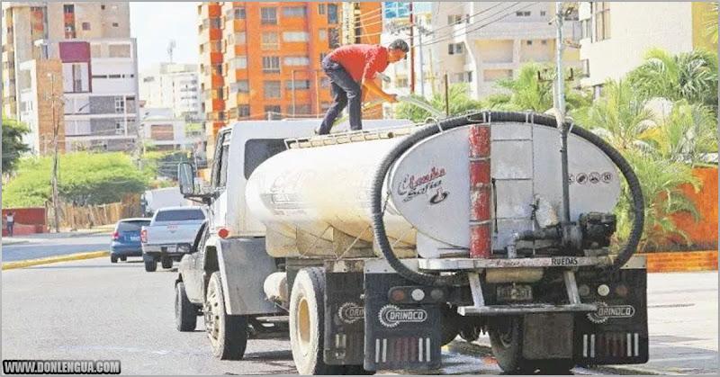 21 cisternas vendieron agua no apta para el consumo en el Zulia