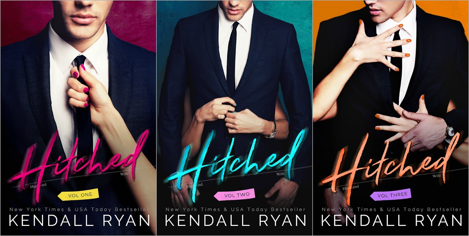 Kendall Ryan Libros Eye In Bookland Review Tour Hitched Vol 1 Imperfect Love 1