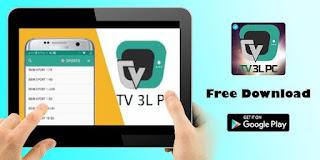 تطبيق, مميز, لتشغيل, قنوات, التلفزيون, ومشاهدة, القنوات, الفضائية, على, الهاتف, TV ,3L ,PC