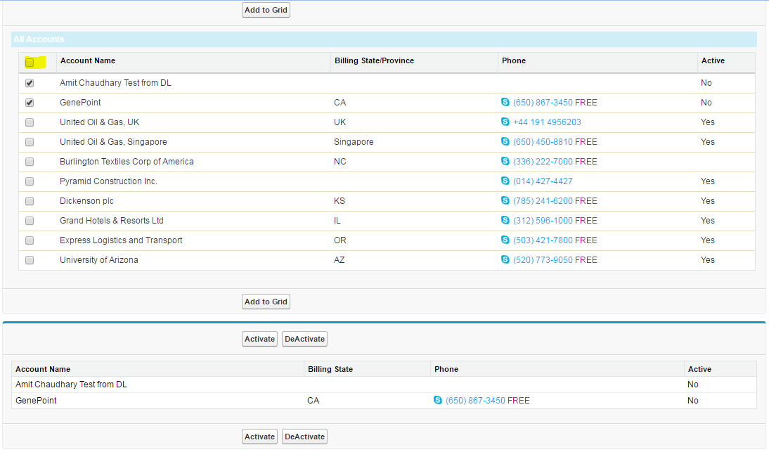 Amit Salesforce | Salesforce Tutorial: Wrapper Class in