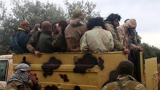 18 Teroris Syiah Houtsi Tewas Setelah Berusaha Menyusup ke Zona Militer