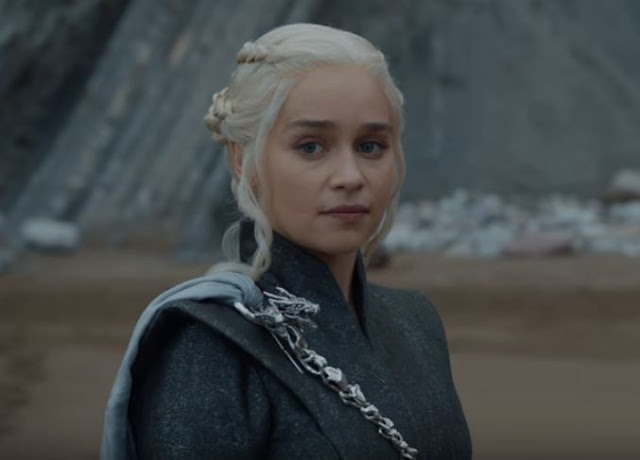 game of thrones season 7 episode 4 daenerys is pissed off and ready to burn people alive