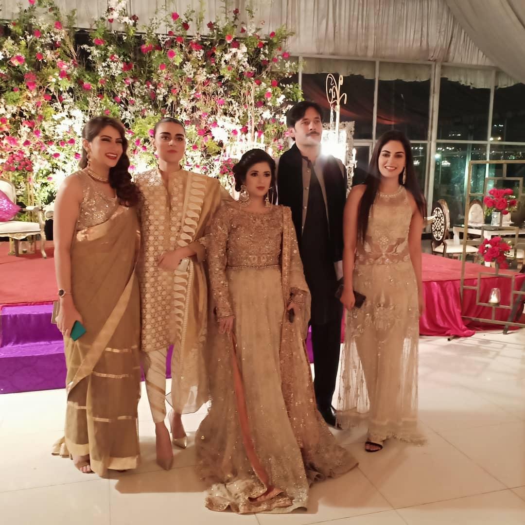 Wedding of Raza Moosavee and Ramsha Kohati
