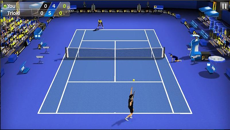 Download 3D Tennis Mod Apk 1